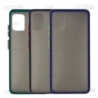 Transparent Hybrid Case For Samsung Galaxy A51