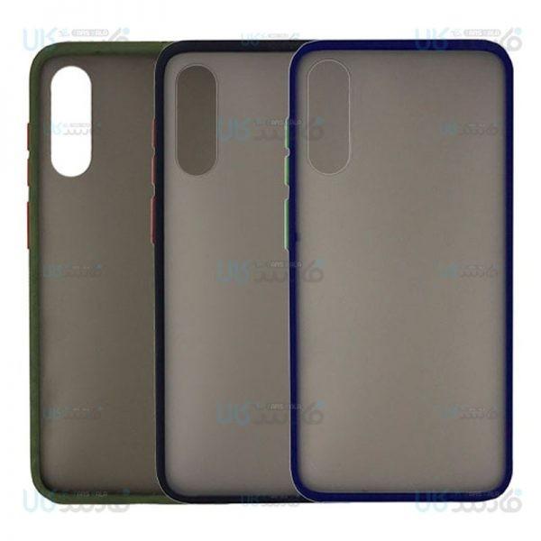 قاب محافظ سامسونگ Transparent Hybrid Case For Samsung Galaxy A70s / A70