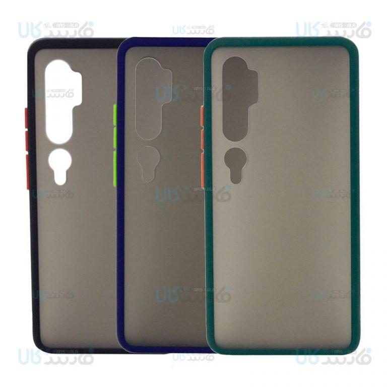 قاب محافظ شیائومی Transparent Hybrid Case For Xiaomi Mi CC9 Pro / Mi Note 10 / Mi Note 10