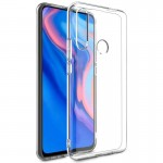 قاب محافظ شیشه ای- ژله ای هواوی Belkin Transparent Case For Huawei Y9 Prime 2019