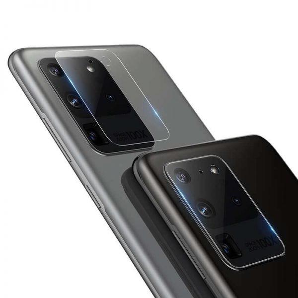 محافظ لنز دوربین نیلکین سامسونگ Nillkin InvisiFilm camera protector for Samsung Galaxy S20 Ultra