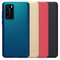 قاب محافظ نیلکین هواوی Nillkin Super Frosted Shield Case Huawei P40