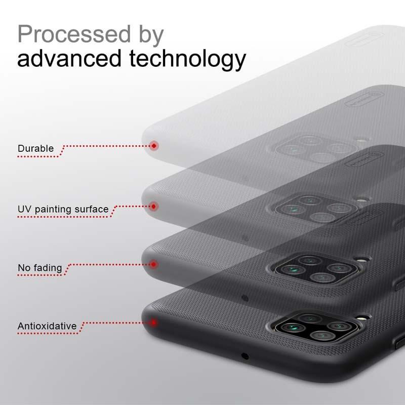 قاب محافظ نیلکین هواوی Nillkin Super Frosted Shield Case Huawei P40 Lite Nova 7i Nova 6 SE