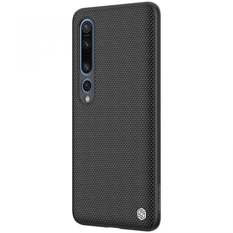 قاب محافظ نیلکین شیائومی Nillkin Textured nylon fiber Case Xiaomi Mi 10 Pro