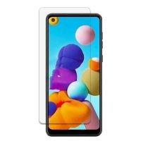 محافظ صفحه نمایش شیشه ای Glass Screen Protector For Samsung Galaxy A21