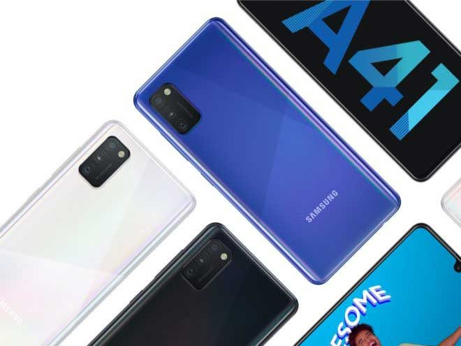 گوشی Samsung Galaxy A41