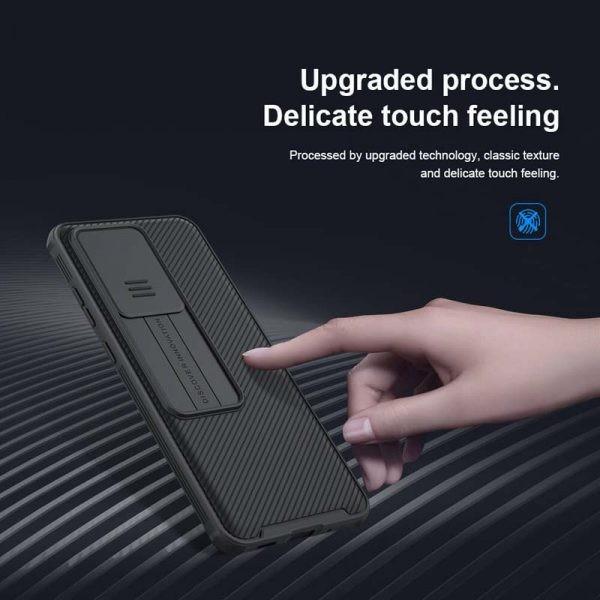 قاب محافظ نیلکین سامسونگ Nillkin CamShield Pro Case for Samsung Galaxy S20 Ultra