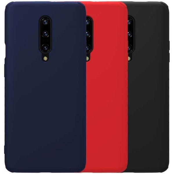 قاب محافظ نیلکین وان پلاس Nillkin Rubber Wrapped Case OnePlus 7 Pro