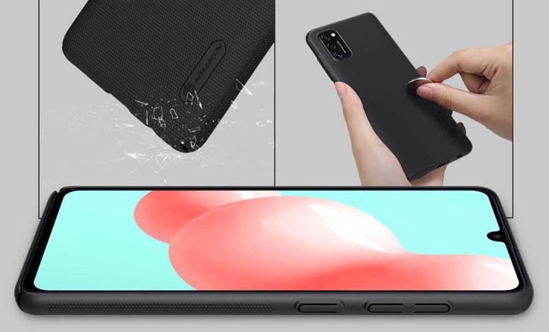 قاب محافظ نیلکین سامسونگ Nillkin Super Frosted Shield Case Samsung Galaxy A41