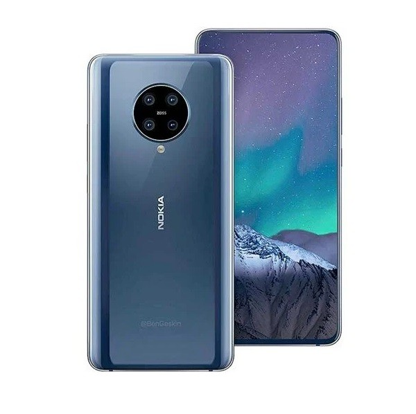 گوشی Nokia 9.3 PureView دو سیم کارت با ظرفیت 256 گیگابایت