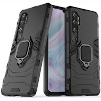 قاب محافظ ضد ضربه انگشتی شیائومی Ring Holder Iron Man Armor Case Xiaomi Mi CC9 Pro Mi Note 10 Mi Note 10 Pro