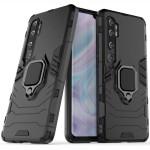 قاب محافظ ضد ضربه انگشتی شیائومی Ring Holder Iron Man Armor Case Xiaomi Mi CC9 Pro Mi Note 10 Mi Note 10 Pro