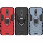 قاب محافظ ضد ضربه انگشتی شیائومی Ring Holder Iron Man Armor Case Xiaomi Redmi 8A
