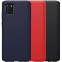 قاب محافظ سیلیکونی نیلکین سامسونگ Nillkin Flex Pure Case samsung Galaxy Note 10 Lite