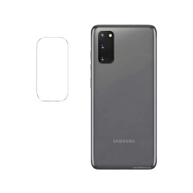 محافظ لنز دوربین شیشه ای سامسونگ Camera Lens Glass Protector For Samsung Galaxy S20