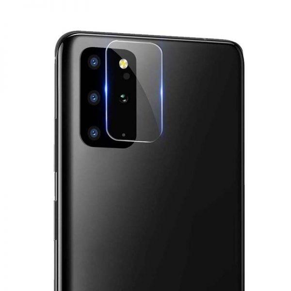 محافظ لنز دوربین شیشه ای سامسونگ Camera Lens Glass Protector For Samsung Galaxy S20 Plus
