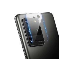 محافظ لنز دوربین شیشه ای سامسونگ Camera Lens Glass Protector For Samsung Galaxy S20 Ultra