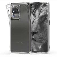 قاب محافظ ژله ای 5 گرمی کوکو سامسونگ Coco Clear Jelly Case For Samsung Galaxy S20 Ultra