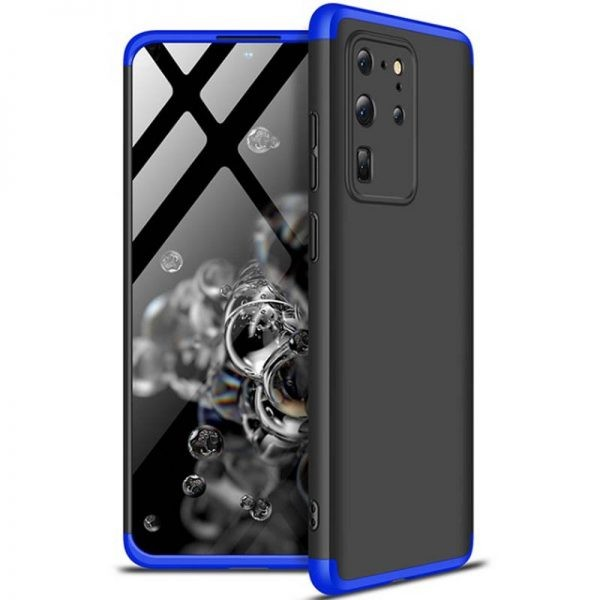 قاب محافظ با پوشش 360 درجه سامسونگ GKK 360 Full Case For Samsung Galaxy S20 Ultra