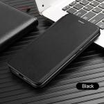 کیف محافظ چرمی شیائومی Leather Standing Magnetic Cover For Xiaomi Redmi Note 9S
