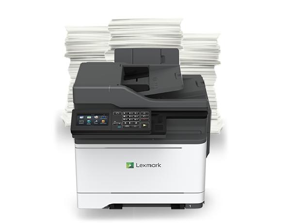 پرینتر چندکاره لیزری رنگی لکسمارک مدل Lexmark CX520