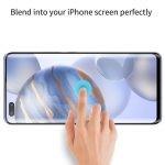 محافظ صفحه نمایش شیشه ای نیلکین هواوی Nillkin 3D DS+ Max Screen Protector For Huawei Honor 30 Pro / Nova 7 Pro / Honor 30 Pro Plus
