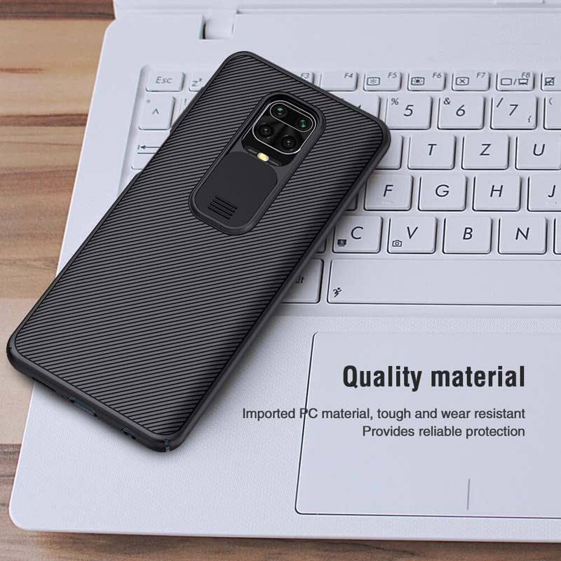 قاب محافظ نیلکین شیائومی Nillkin CamShield Case for Xiaomi Redmi Note 9 Pro Note 9 Pro Max Note 9S
