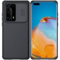 قاب محافظ نیلکین هواوی Nillkin CamShield Case for Huawei P40 Pro Plus