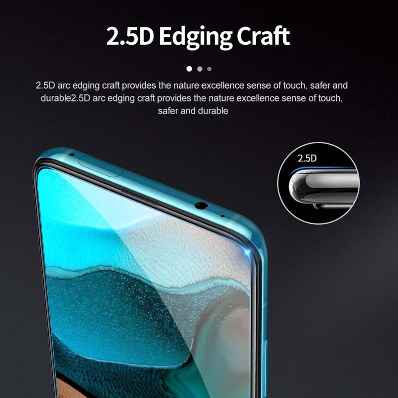 محافظ صفحه نمایش شیشه ای نیلکین شیائومی Nillkin H+ Pro Glass Xiaomi Redmi K30 Pro Poco F2 Pro