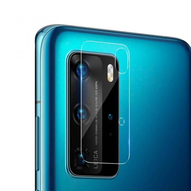 محافظ لنز دوربین نیلکین هواوی Nillkin InvisiFilm camera protector for Huawei P40 Pro P40 Pro Plus