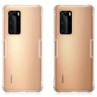 قاب محافظ ژله ای نیلکین هواوی Nillkin Nature Series TPU case for Huawei P40 Pro
