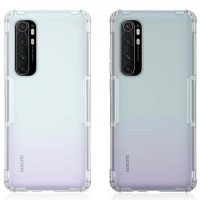 قاب محافظ ژله ای نیلکین شیائومی Nillkin Nature Series TPU case for Xiaomi Mi Note 10 Lite