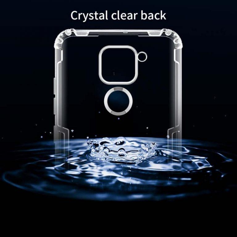 قاب محافظ ژله ای نیلکین شیائومی Nillkin Nature Series TPU case for Xiaomi Redmi Note 9 Redmi 10X 4G
