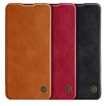 کیف محافظ چرمی نیلکین هواوی Nillkin Qin Leather Case For Huawei Honor 30