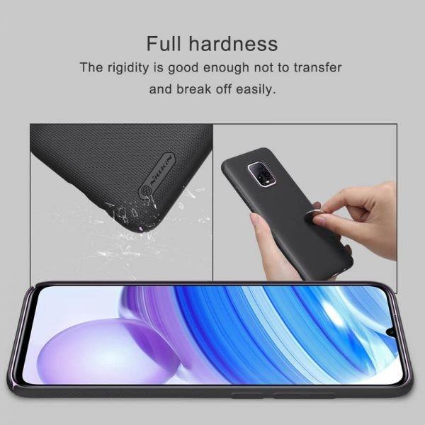 قاب محافظ نیلکین شیائومی Nillkin Super Frosted Shield Case Xiaomi Redmi 10X 5G / Redmi 10X Pro 5G