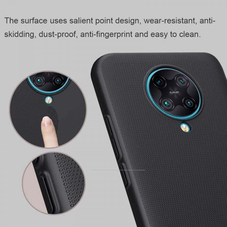 قاب محافظ نیلکین شیائومی Nillkin Super Frosted Shield Case Xiaomi Redmi K30 Pro Poco F2 Pro