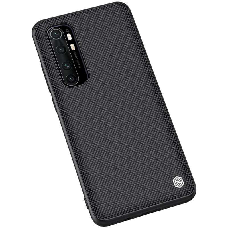 قاب محافظ نیلکین شیائومی Nillkin Textured nylon fiber Case Xiaomi Mi Note 10 Lite