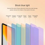 محافظ صفحه شیشه ای نیلکین آیپدپرو Nillkin V+ anti blue light glass Apple iPad Pro 12.9 202012.9 2018