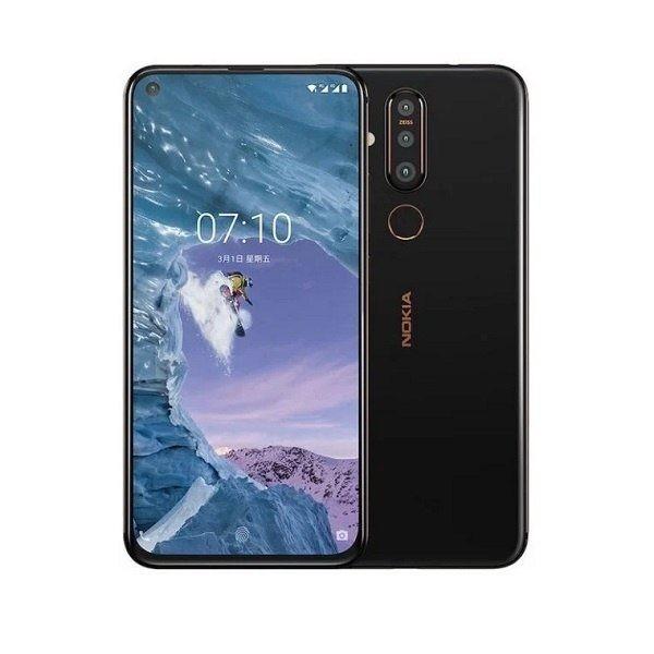 گوشی Nokia X71