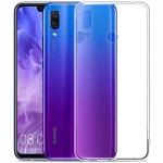 قاب محافظ شیشه ای- ژله ای هواوی Belkin Transparent Case For Huawei nova 3
