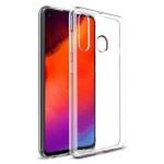 قاب محافظ شیشه ای- ژله ای سامسونگ Belkin Transparent Case For Samsung Galaxy A60 M40