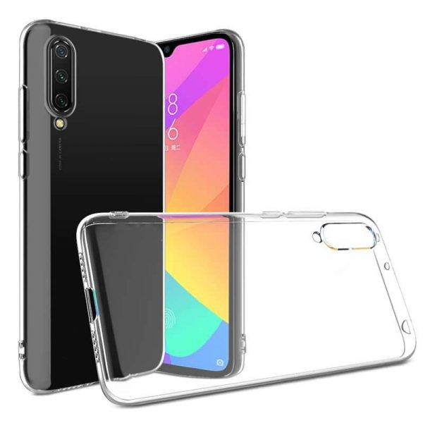 قاب محافظ شیشه ای- ژله ای شیائومی Belkin Transparent Case For Xiaomi Mi CC9e / Mi A3