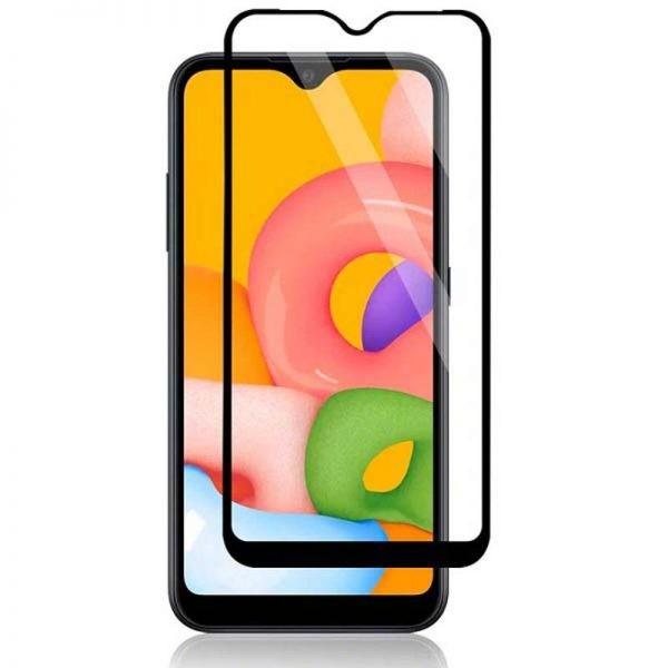 محافظ صفحه نمایش سرامیکی تمام صفحه سامسونگ Ceramics Full Screen Protector Samsung Galaxy A01