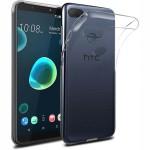 قاب محافظ ژله ای 5 گرمی کوکو اچ تی سی Coco Clear Jelly Case For HTC Desire 12 Plus