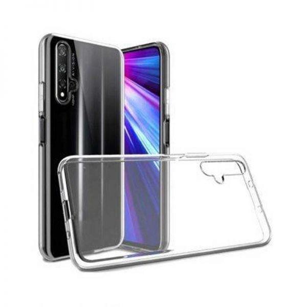 قاب محافظ ژله ای 5 گرمی کوکو هواوی Coco Clear Jelly Case For Huawei Honor 20 Nova 5T