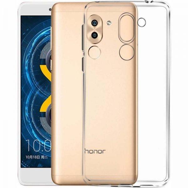 قاب محافظ ژله ای 5 گرمی کوکو هواوی Coco Clear Jelly Case For Huawei Honor 6X