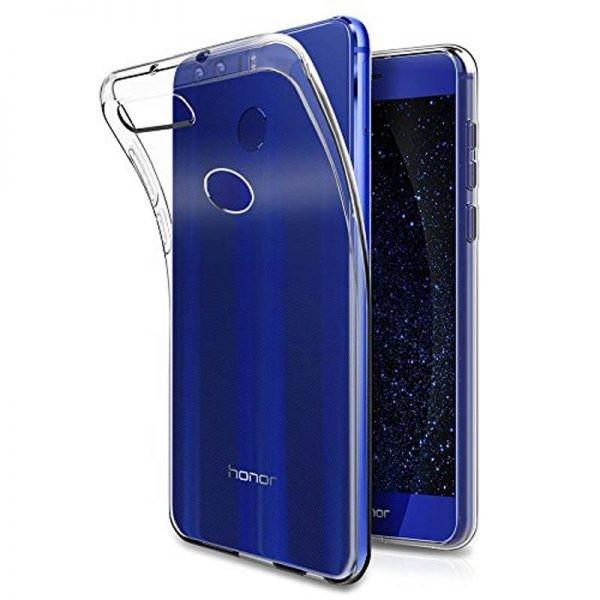 قاب محافظ ژله ای 5 گرمی کوکو هواوی Coco Clear Jelly Case For Huawei Honor 8