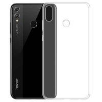 قاب محافظ ژله ای 5 گرمی کوکو هواوی Coco Clear Jelly Case For Huawei Honor 8X