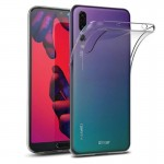 قاب محافظ ژله ای 5 گرمی کوکو هواوی Coco Clear Jelly Case For Huawei P20 Pro