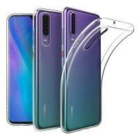 قاب محافظ ژله ای 5 گرمی کوکو هواوی Coco Clear Jelly Case For Huawei P30